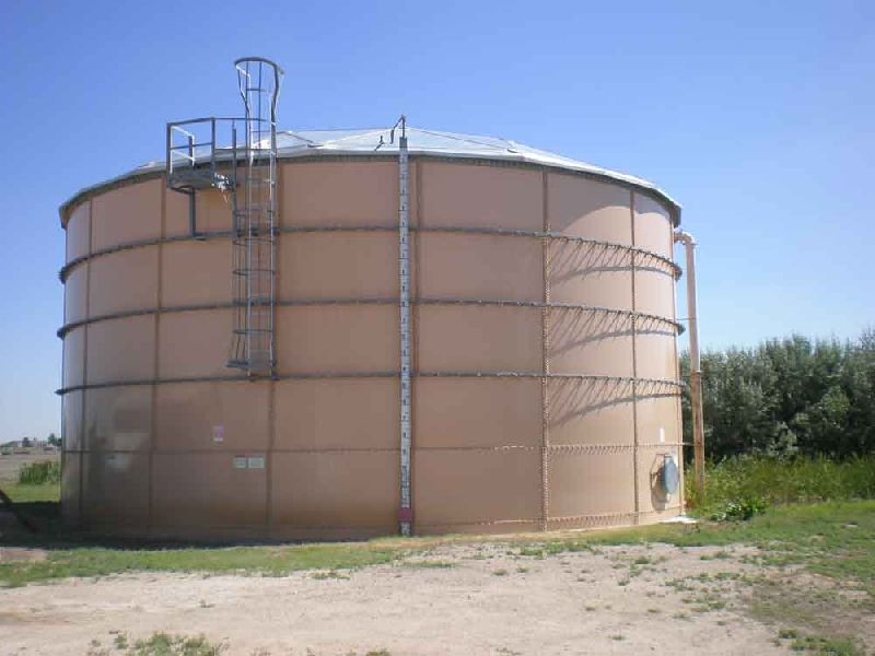 Ground Water Storage Tanks