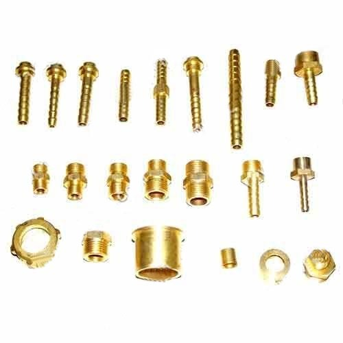 Brass HTP Fittings