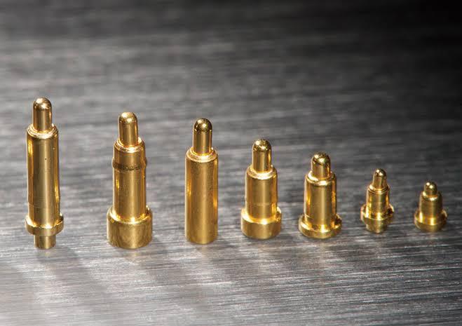 Brass Pogo Pins 03