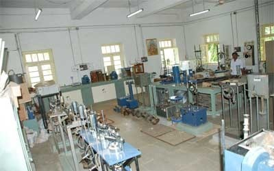 Civil Engineering Laboratory Setup