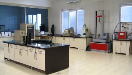 HDPE Pipe Laboratory Equipment