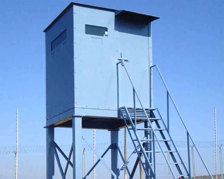 Bulletproof Watch Tower