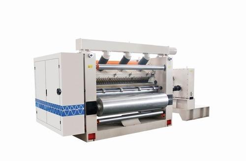 Fingerless Paper Corrugation Machine