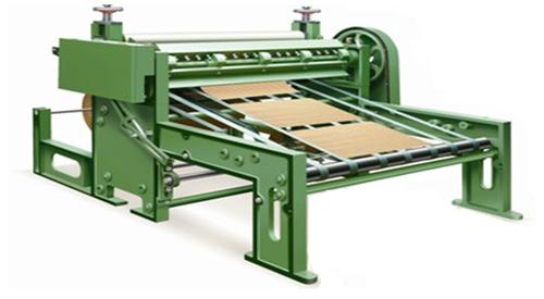PIV & Gear Type Reel To Sheet Cutting Machine