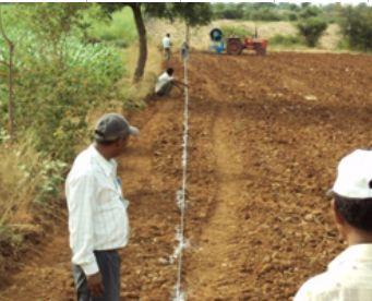 Drip Irrigation System Survey Design