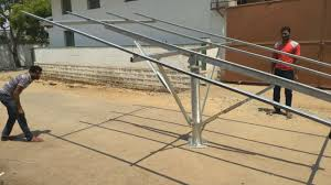 Galvanized Structure 02