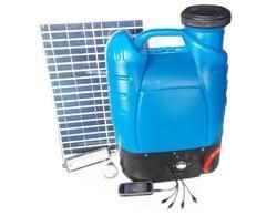 Solar Agriculture Sprayer 01