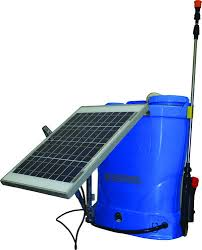 Solar Agriculture Sprayer 02