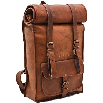 Leather Backpack 03