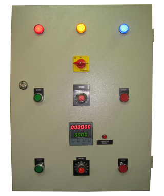 Machine Panels & Controls 01