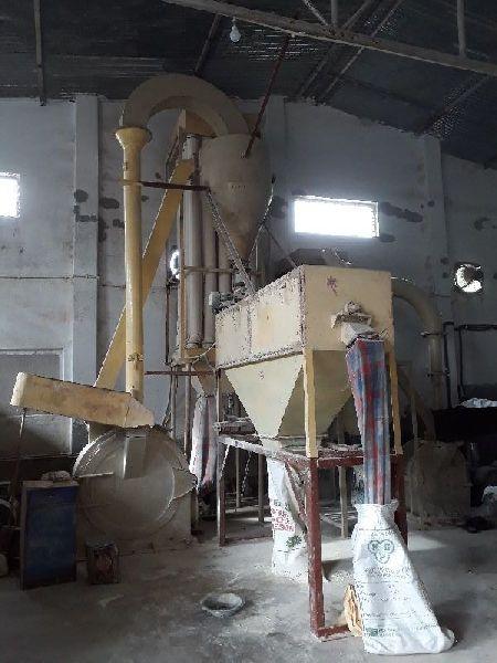 Besan Making Plant