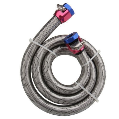 Stainless Steel Flexible Braided Hose