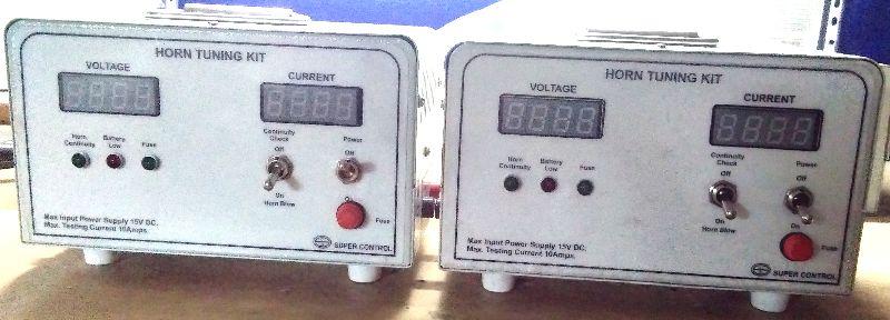 12V & 24V Horn Tuning Kit 02