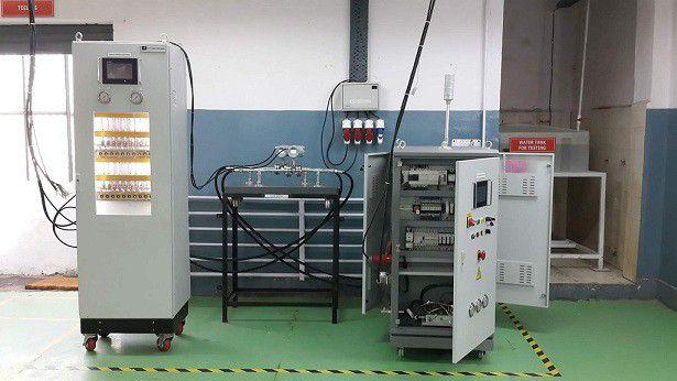 Jet Cooling Testing System