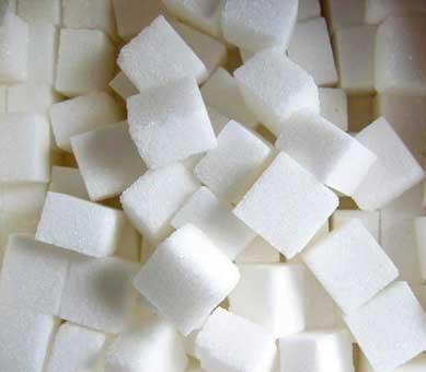 Kockový kryštálový cukor