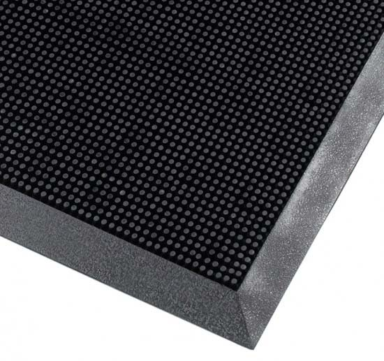 Rubber Brush Mat