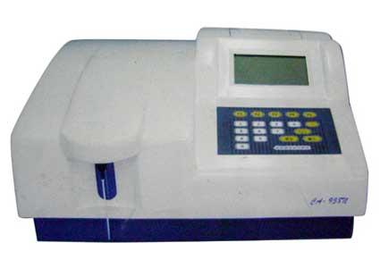 Semi Auto Biochemistry Analyser