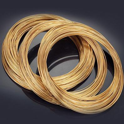 Brass Jewelry Wire