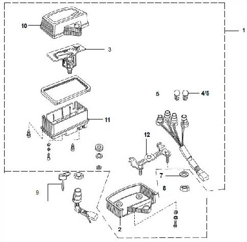 Meter Assembly