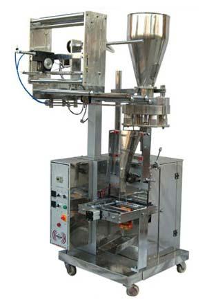 Pneumatic Cup Filling Machine