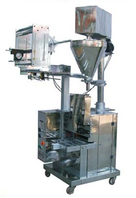 Semi Pneumatic Auger Filling Machine