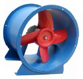Axial Flow Fans 02