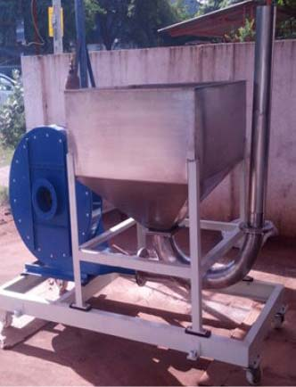 Pneumatic Conveying System 04