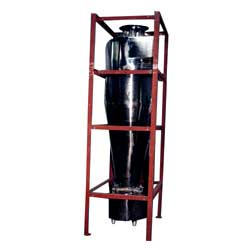 Single Cyclone Dust Collector