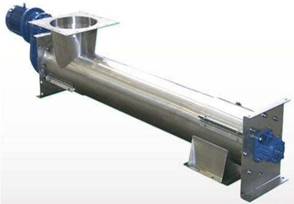 Tubular Screw Conveyor System