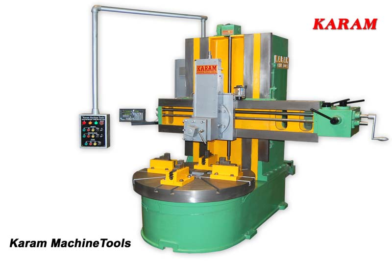 Vertical Lathe Machine 01