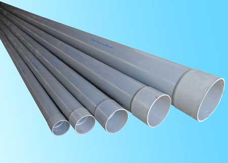 PVC High Pressure Pipes