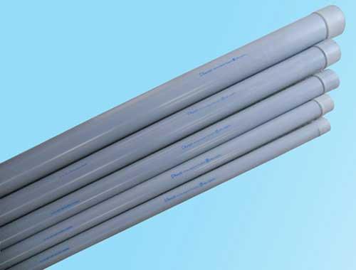 PVC Rigid Pipes