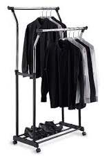 Hanging Rack Garments 02