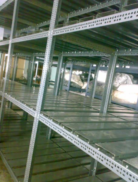 Slotted Angle Rack Sectional Pannel Rack