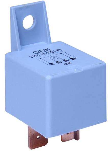 Heavy Duty Automotive Power Relay (Series 53H)