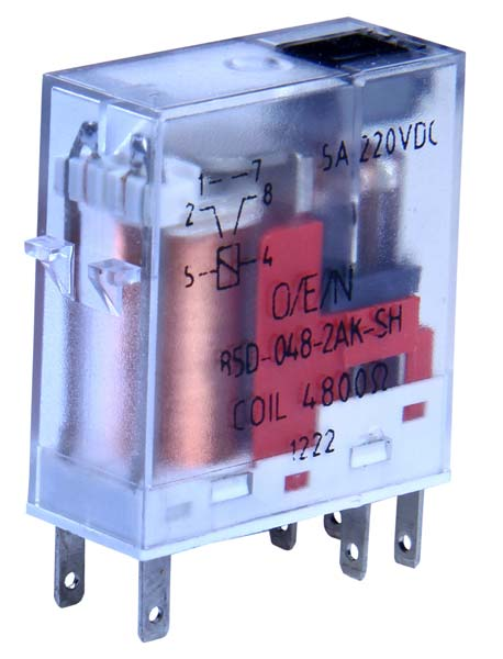 Heavy Duty Power Relay (Series 85H)
