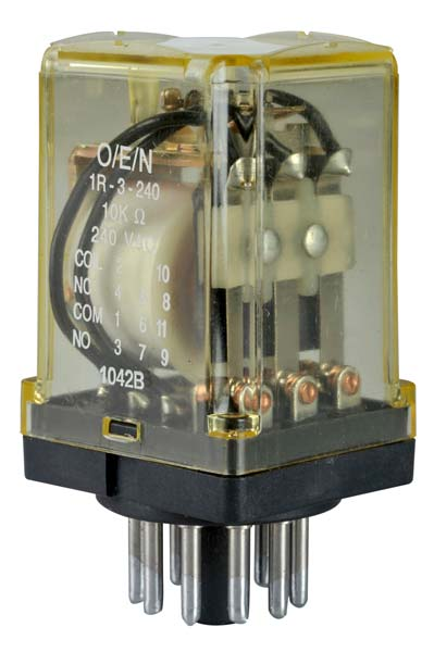 Medium Power Industrial Relay (Series 31-1R-2R)