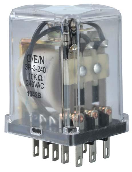 Medium Power Industrial Relay (Series 31-3R-4R)
