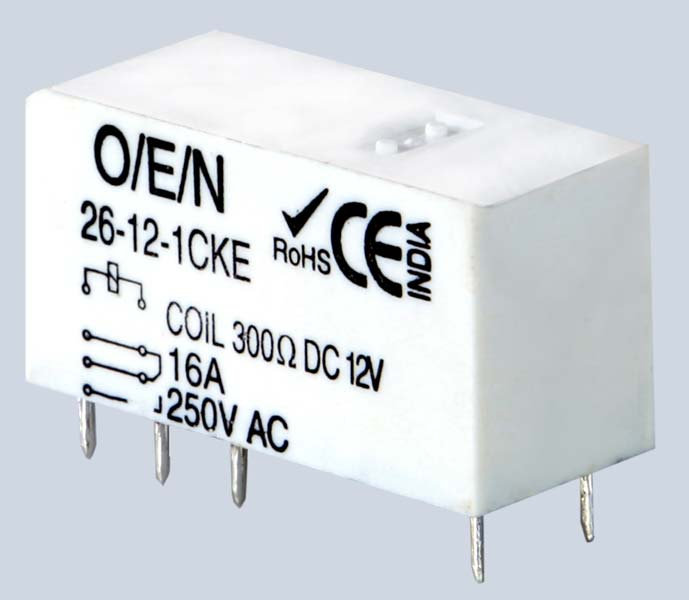 Miniature High Power Relay (Series 26)