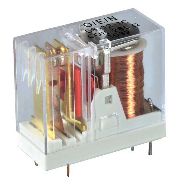 Miniature Power Relay (Series 58)