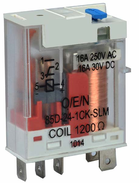 Miniature Power Relay (Series 85)