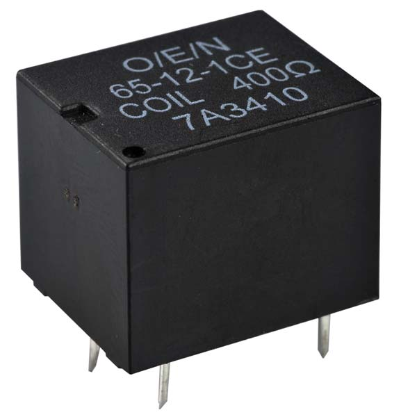 Subminiature Power Relay (Series 65)