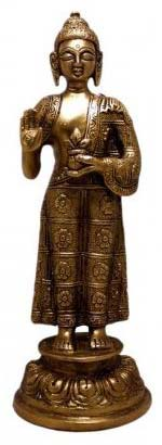 Brass Religious Statues