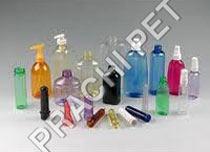 Pet Plastic Cream Bottles