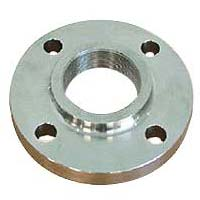 Nickel Alloy Threaded Flange
