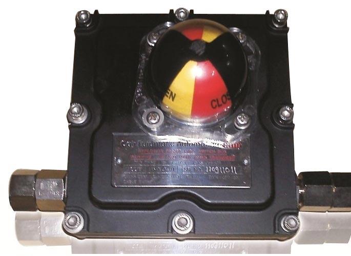 Micro Limit Switch Box