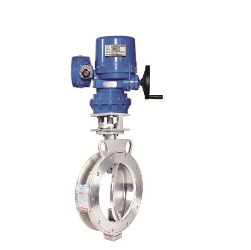 Electrical Actuator Operated High Performance Butterfly Valves