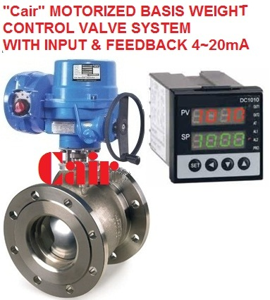 GSM Control Valve System