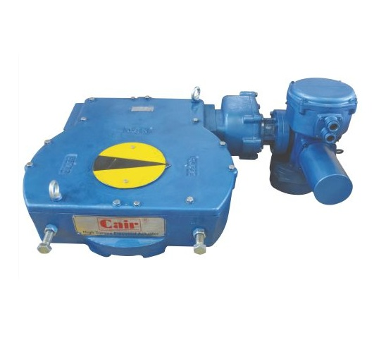 High Torque Electric Actuator