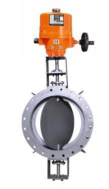 Motorized Damper Valves